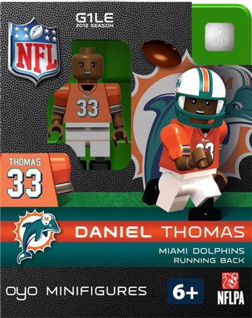 Miami Dolphins NFL Generation 1 2012 Season Daniel Thomas Minifigure