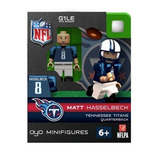 Tennessee Titans NFL Generation 1 2012 Season Matt Hasselbeck Minifigure