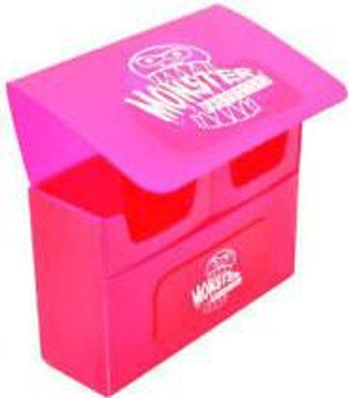 Card Supplies Pink Double Deck Box