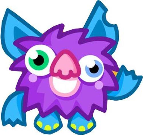 Moshi Monsters Moshlings Series 4 Shambles Mini Figure #16