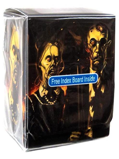 Card Supplies Deck Armor Zombie Gothic Deck Box