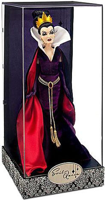 Disney Snow White Designer Collection Evil Queen Exclusive 11.5-Inch Doll