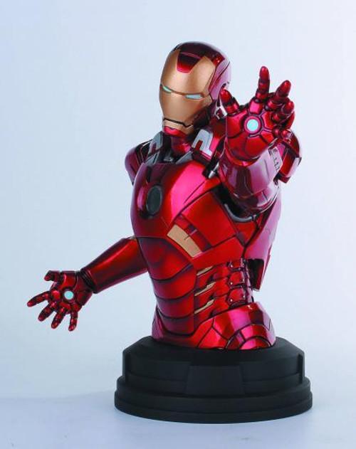 Marvel Avengers Iron Man 7.5-Inch Mini Bust