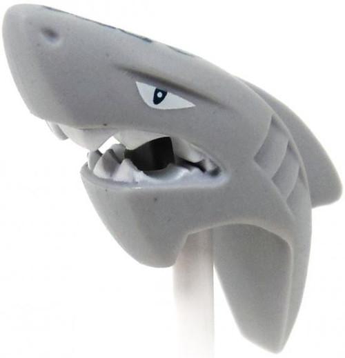 LEGO Atlantis Minifigure Parts Great White Shark Head Loose Head [Loose]