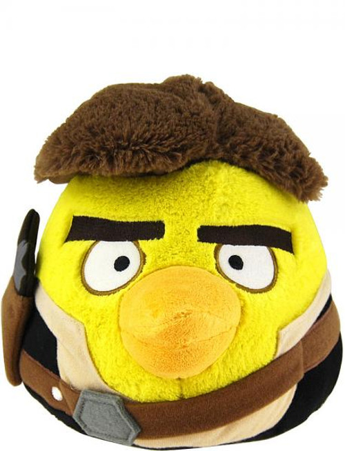 Star Wars Angry Birds Han Solo Bird 5-Inch Plush