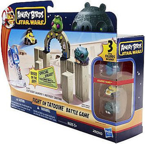 Star Wars Angry Birds Fight On Tatooine Palace Battle Game