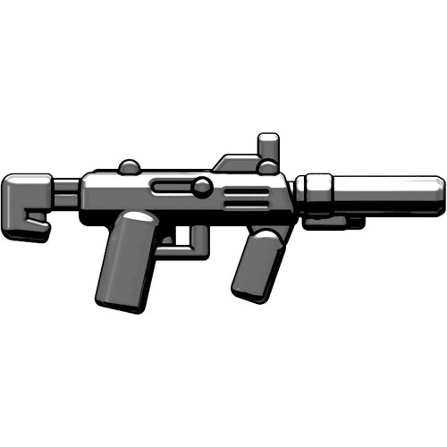 BrickArms Weapons XM7S Experimental Model #7 Suppressed 2.5-Inch #7 [Gunmetal]