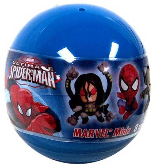 Marvel Minis Ultimate Spider-Man Mystery Pack