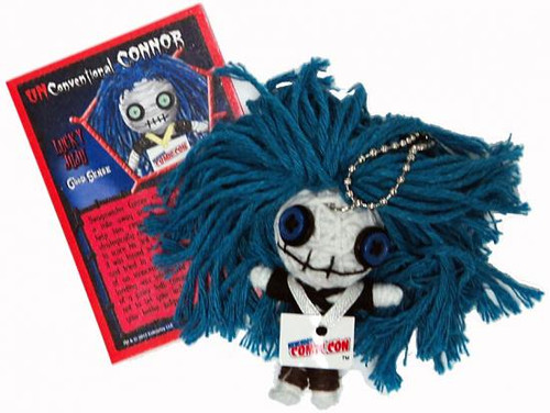 The Zumbies Walking Thread Lucky Zombie Doll Conner Exclusive Keychain