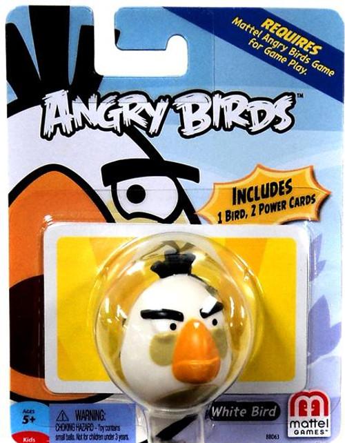 Mattel Angry Birds Game White Bird Mini Figure