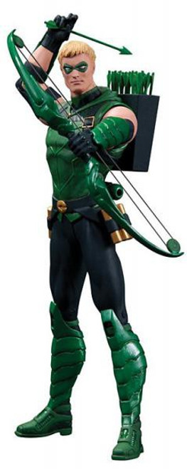 DC Justice League The New 52 Green Arrow Action Figure