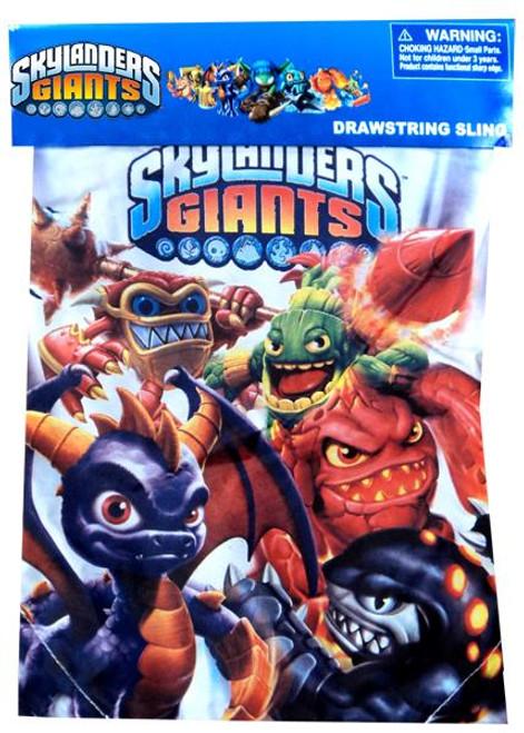 Skylanders Giants Drawstring Sling Bag