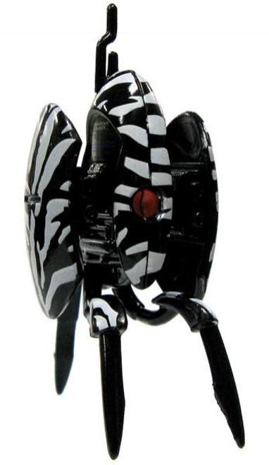 NECA Portal 2 Sentry Turret Mini Figures Series 1 Zebra Camo Sentry Turret 3-Inch Mini Figure [Opened Loose]