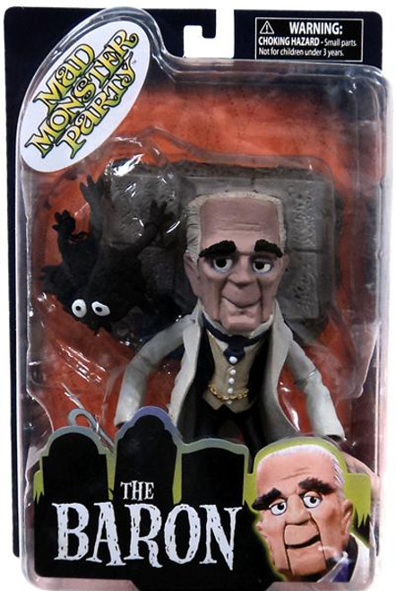 Mad Monster Party Series 1 The Baron Action Figure
