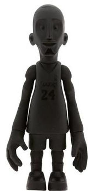 NBA Los Angeles Lakers Series 1 Kobe Bryant Action Figure [All Black]