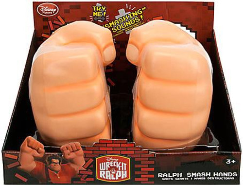 Disney Wreck-It Ralph Ralph Smash Hands Exclusive Roleplay Toy