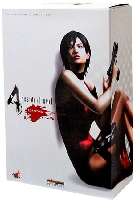 Resident Evil 4 Video Game Masterpiece Ada Wong 1/6 Collectible Figure