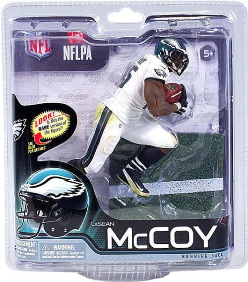 McFarlane Toys NFL Philadelphia Eagles Sports Picks Series 31 LeSean McCoy Action Figure [White Jersey]
