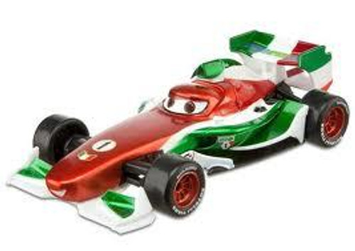 Disney Cars Cars 2 Main Series Francesco Bernoulli with Metallic Finish Exclusive Diecast Car