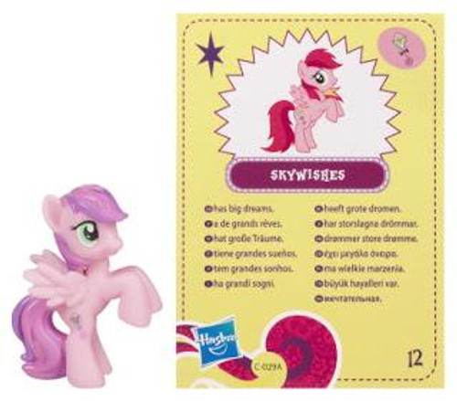 My Little Pony Series 4 Skywishes 2-Inch PVC Figure