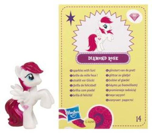 My Little Pony Series 4 Diamond Rose 2-Inch PVC Figure