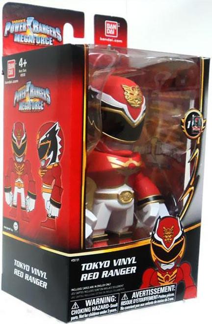 Power Rangers Megaforce Tokyo Vinyl Red Ranger Vinyl Figure