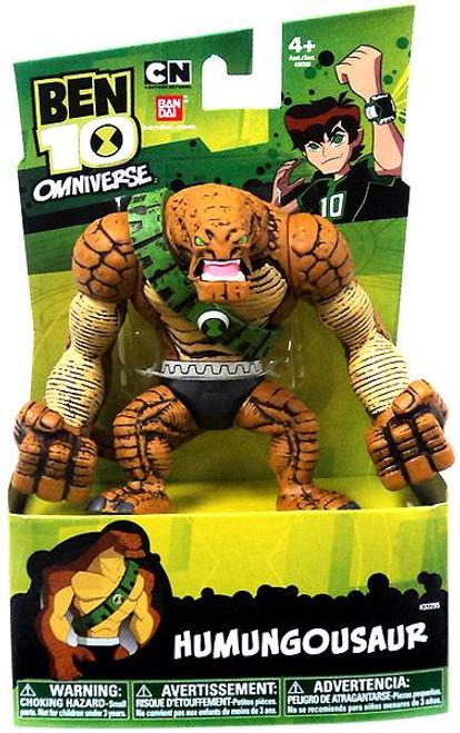 Ben 10 Omniverse HyperAliens Humungousaur Action Figure