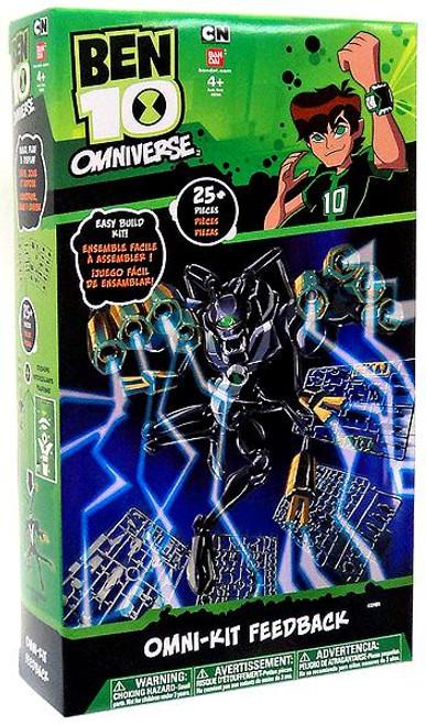 Ben 10 Omniverse Omni-Kit Feedback Action Figure Kit