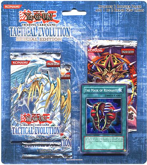 YuGiOh Tactical Evolution Special Edition Pack [The Mask of Remnants] [Sealed]