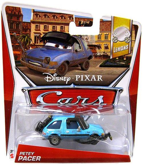 Disney Cars Lemons Petey Pacer Diecast Car #4