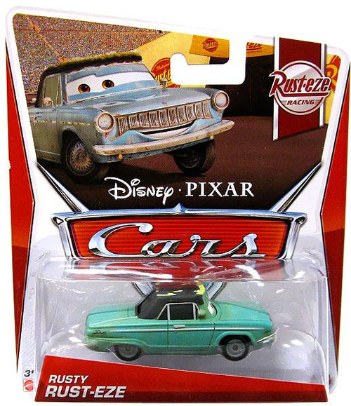 Disney Cars Series 3 Rusty Rust-Eze Diecast Car