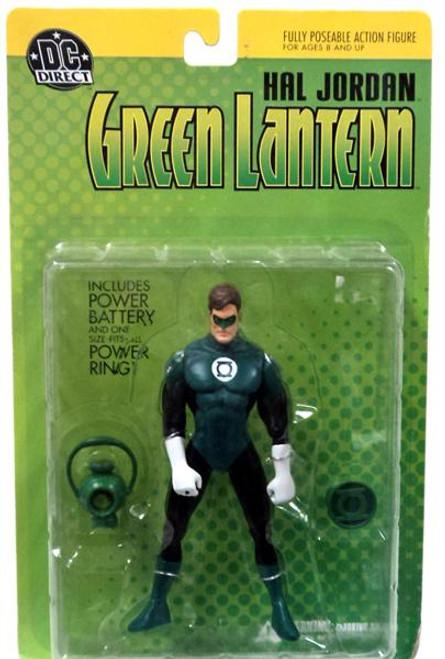 DC Green Lantern Corps Hal Jordan Action Figure