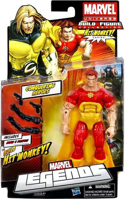 Marvel Legends 2013 Series 1 Hit Monkey Hyperion Action Figure