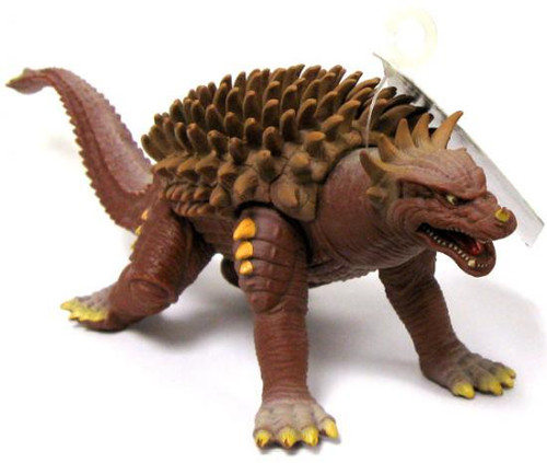Godzilla Japanese Brown Anguirus 12-Inch Vinyl Figure [Includes Hangtag]
