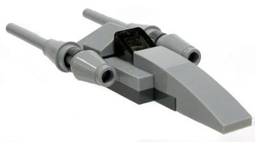 LEGO Star Wars Loose Micro Vehicles Naboo Royal Cruiser Loose Vehicle [Micro Loose]