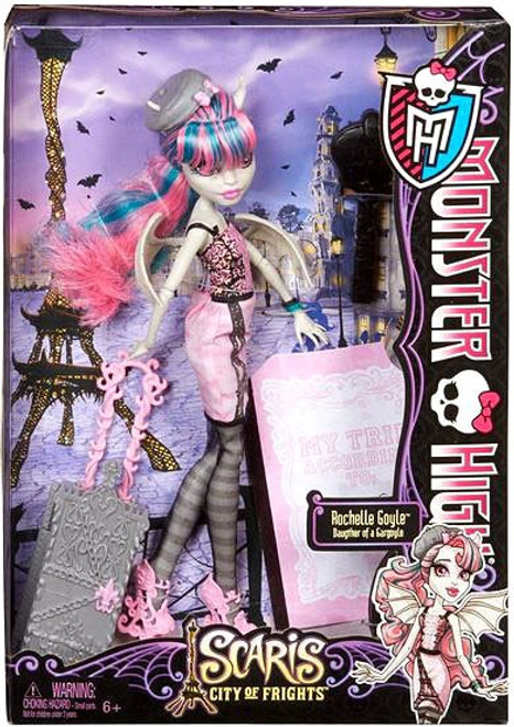 Monster High Scaris City of Frights Rochelle Goyle 10.5-Inch Doll
