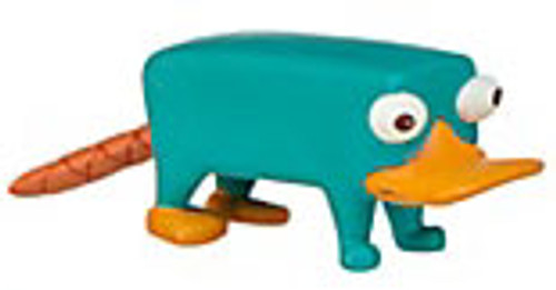 Disney Phineas and Ferb Perry Exclusive 2-Inch PVC Figure [Loose]