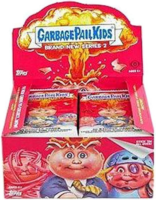 Garbage Pail Kids 2012 Brand New Series 2 Trading Card Sticker Box