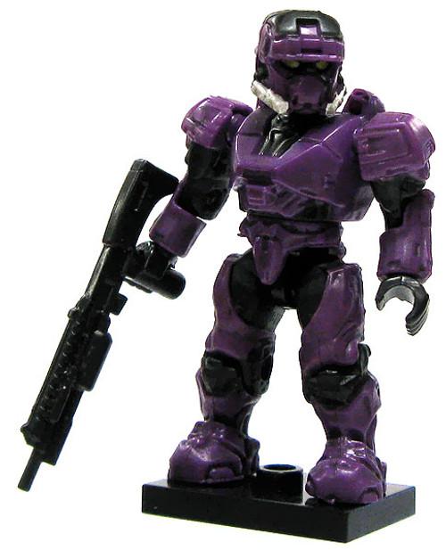Mega Bloks Halo Loose EOD Spartan 2-Inch Minifigure [Purple Loose]