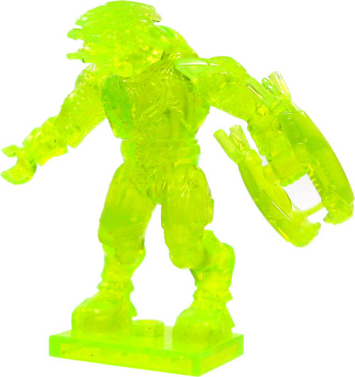 Mega Bloks Halo Loose Elite Minifigure [Trans Green Loose]