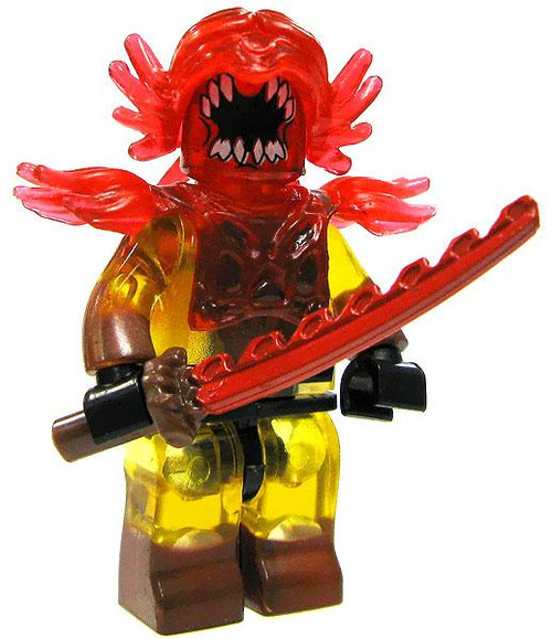 Mega Bloks Power Rangers Super Samurai Loose Translucent Mooger Minifigure [Loose]