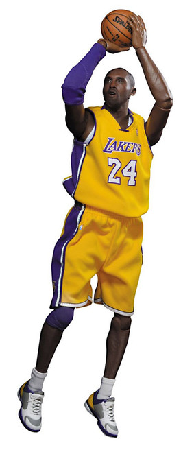 NBA Los Angeles Lakers Masterpiece Kobe Bryant 1/6 Collectible Figure