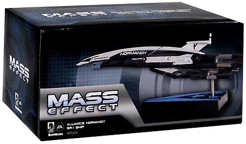 Mass Effect Alliance Normandy SR-1 Ship Replica