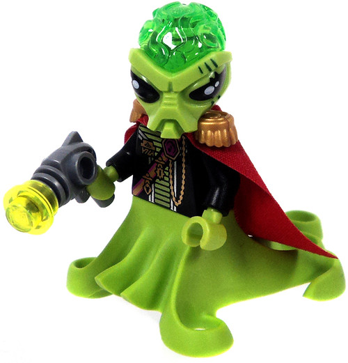 LEGO Alien Conquest Loose Alien Commander Minifigure