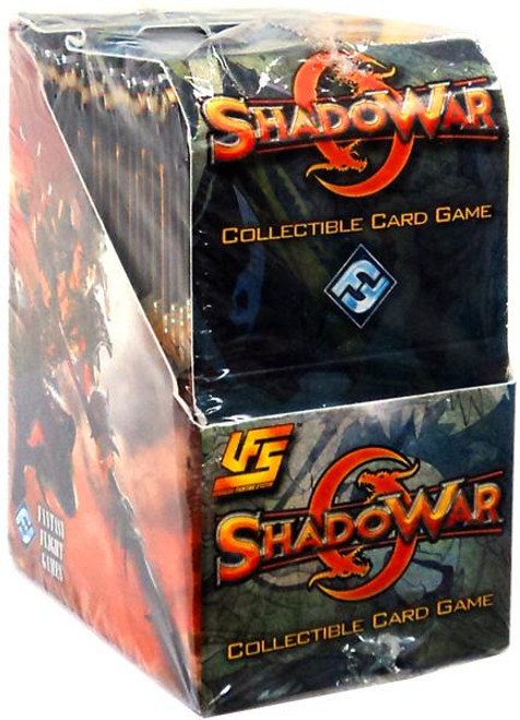 Universal Fighting System Shadowar Booster Pack