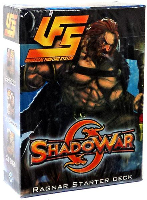 Universal Fighting System ShadoWar Ragnar Starter Deck