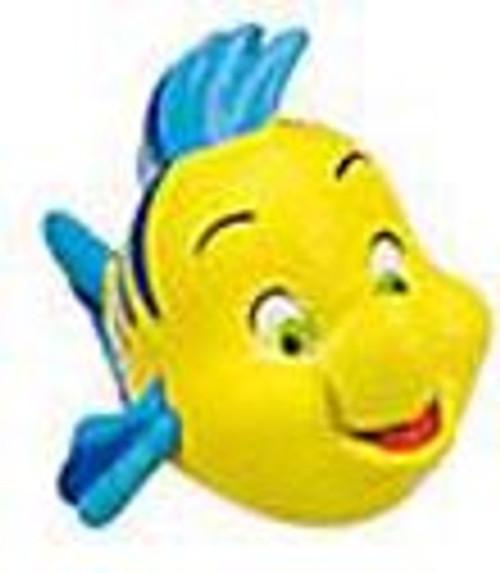 Disney The Little Mermaid Flounder Exclusive 1-Inch PVC Figure [Loose]