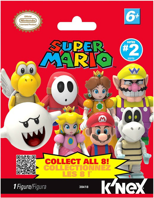 K'NEX Super Mario Series 2 Mystery Pack #38418