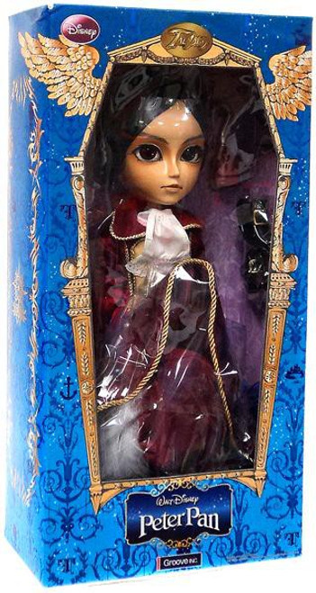 Disney Peter Pan Pullip Taeyang as Captain Hook 9-Inch Doll