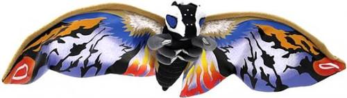 Godzilla Rainbow Mothra 14-Inch Plush Figure